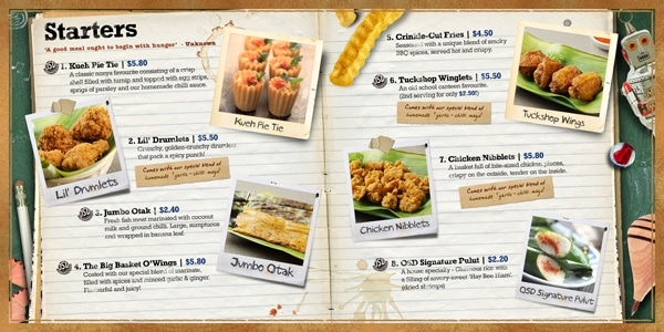 How to Decide on Your Menu Prices If You Want to Make a Profit from - how to make a menu for a restaurant