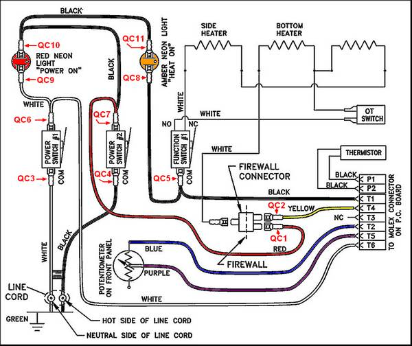 Hoist Wiring Harness Electronic Schematics collections