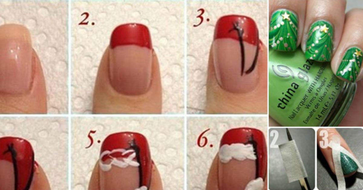 Chtistmas Nails Christmas Nails T