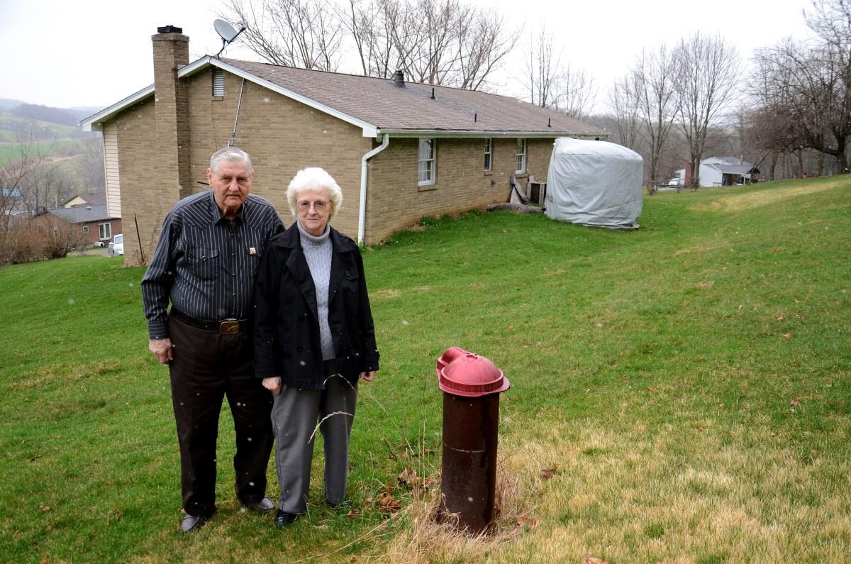 1. Jesse & Shirley Eakin