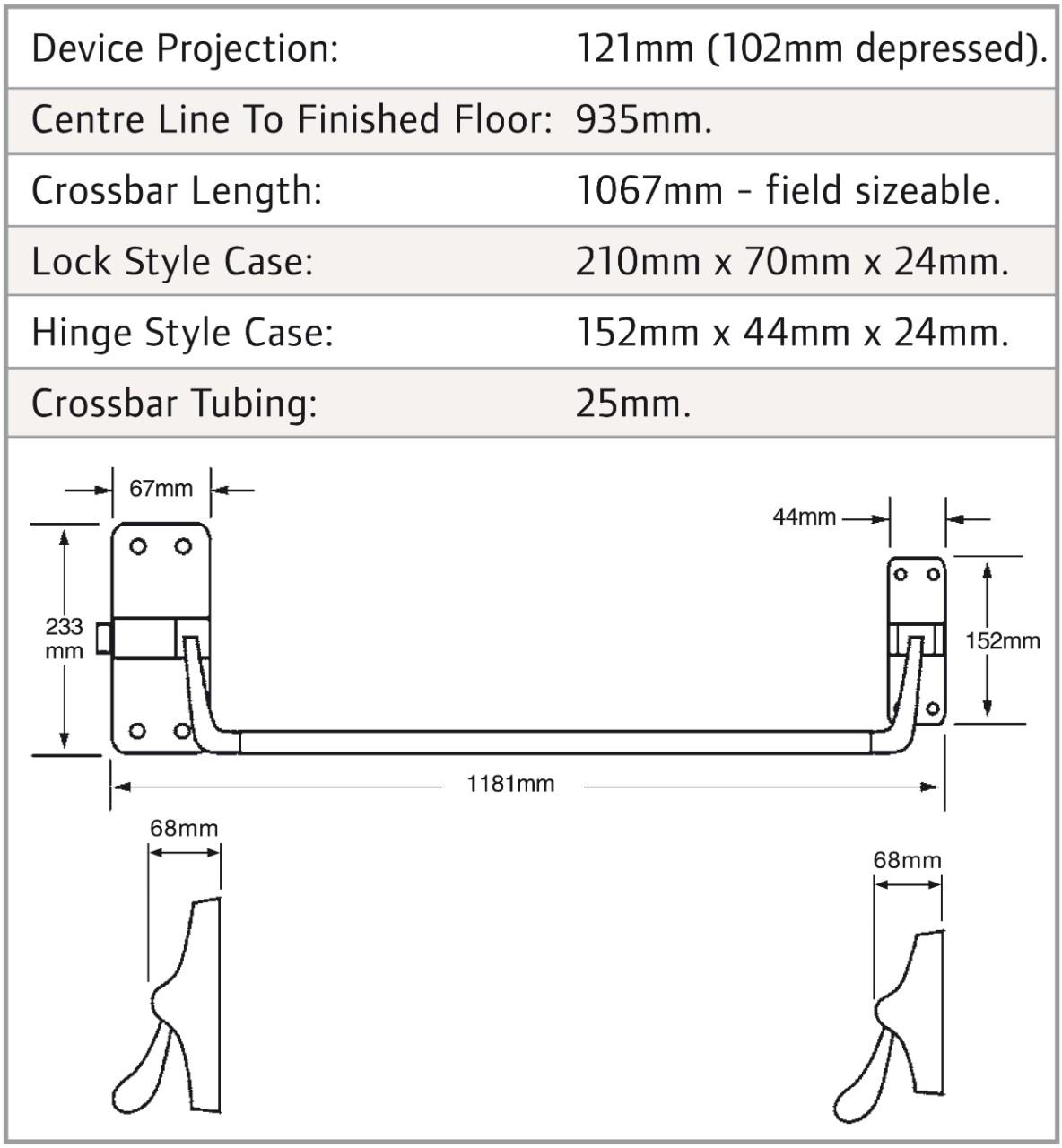 Von Duprin Ps914 Wiring Diagram Auto Electrical El Panasonic Diagrams