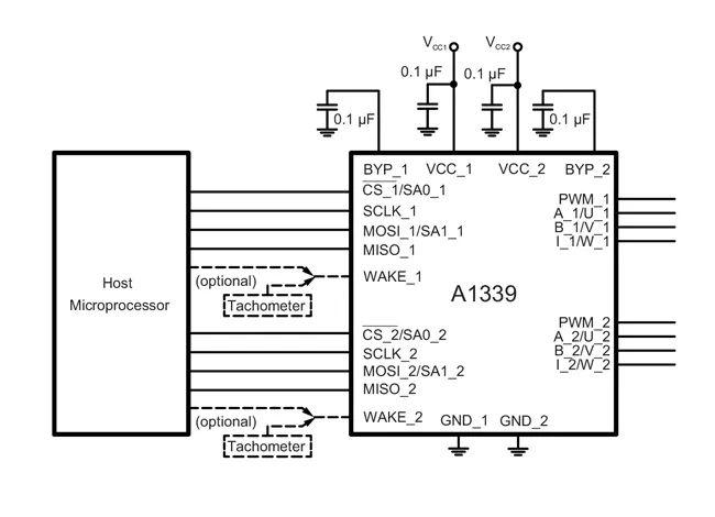 linear position hall effect sensor