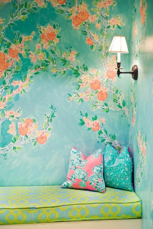A Wallpaper Fall Bunte Tapeten K 246 Nnen Jedes Zimmer In Ihrer Wohnung Aufpeppen