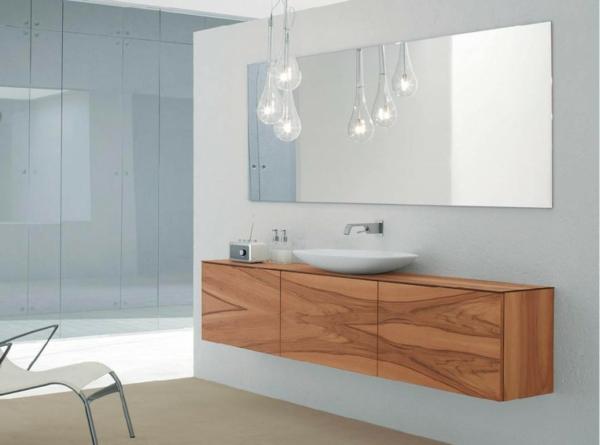 ▷ 1001+ Ideen für Badbeleuchtung Decke - effektvolle und - badezimmer lampe