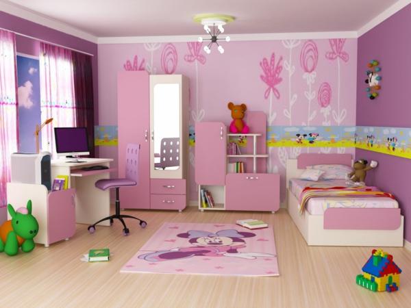▷ 1001+ Kinderzimmer Streichen Beispiele - tolle Ideen für die - idee kinderzimmer streichen