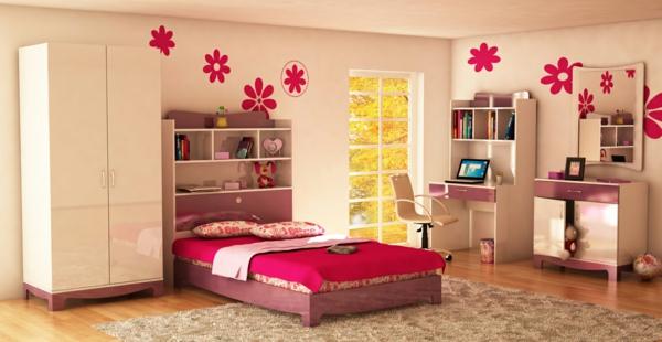 ▷ Kinderzimmer gestalten Ideen-lassen Sie sich von den Bildern - kinderzimmer gestalten madchen