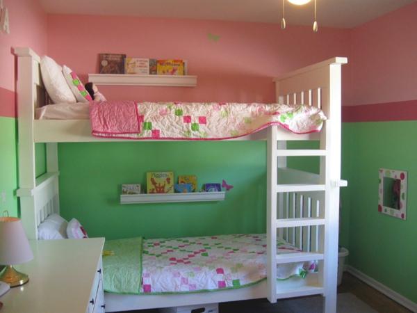 ▷ 1001+ Kinderzimmer Streichen Beispiele - tolle Ideen für die - babyzimmer madchen und junge