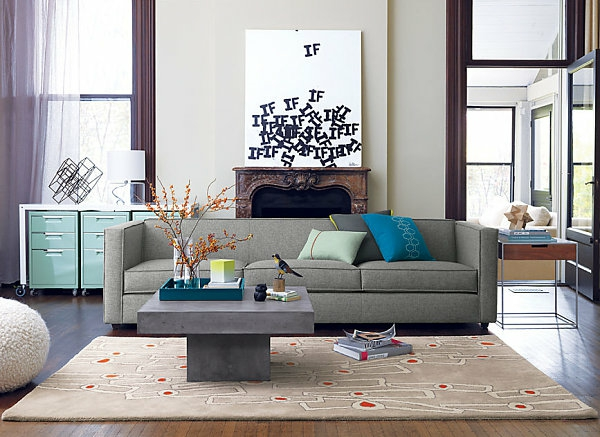 Chestha Wohnzimmer Beige Dekor - wohnzimmer beige blau