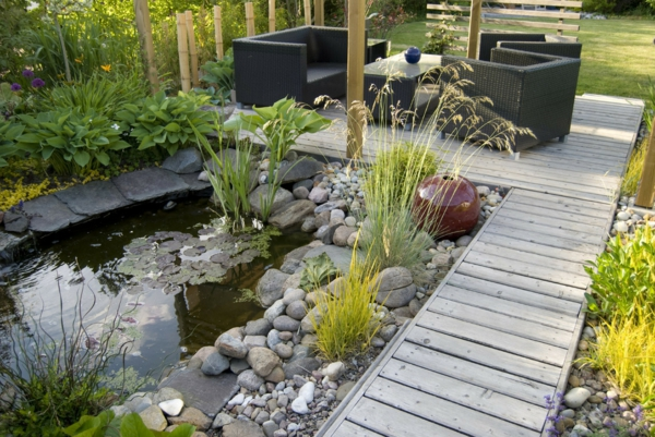 ▷ Moderner Steingarten-holen Sie die japanische Kultur zu sich - gartengestaltung steingarten