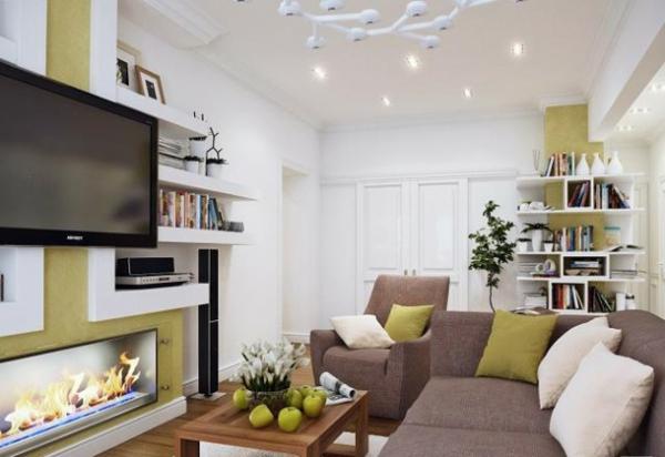 ▷ Kleines Wohnzimmer einrichten - Bewältigen Sie diese - kleines wohnzimmer