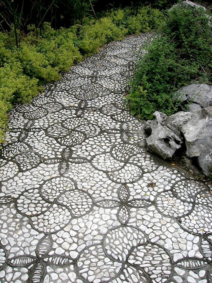 ▷ Gartengestaltung Ideen - 75 romantische und kreative - gartengestaltung ideen beispiele