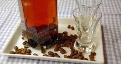 Asiatischer Rum – pfeffriger Kaffee