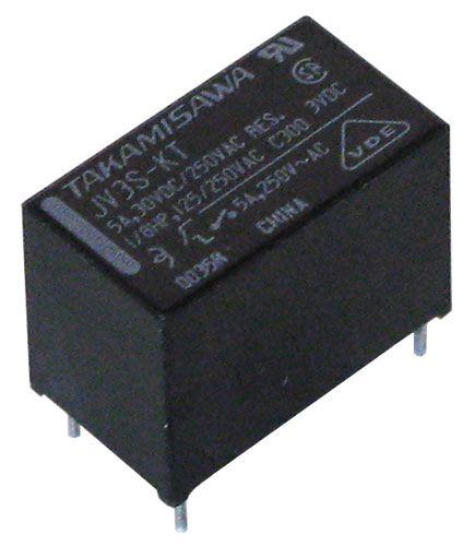 MINI SPST 3 VDC RELAY All Electronics Corp