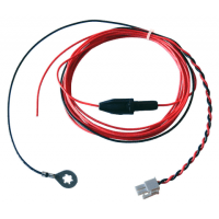 IN-LINE GMA FUSE HOLDER W/ 14 FT. WIRE | All Electronics Corp.