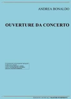 OUVERTURE DA CONCERTO