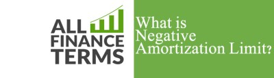 What is Negative Amortization Limit? - Definition by All ...