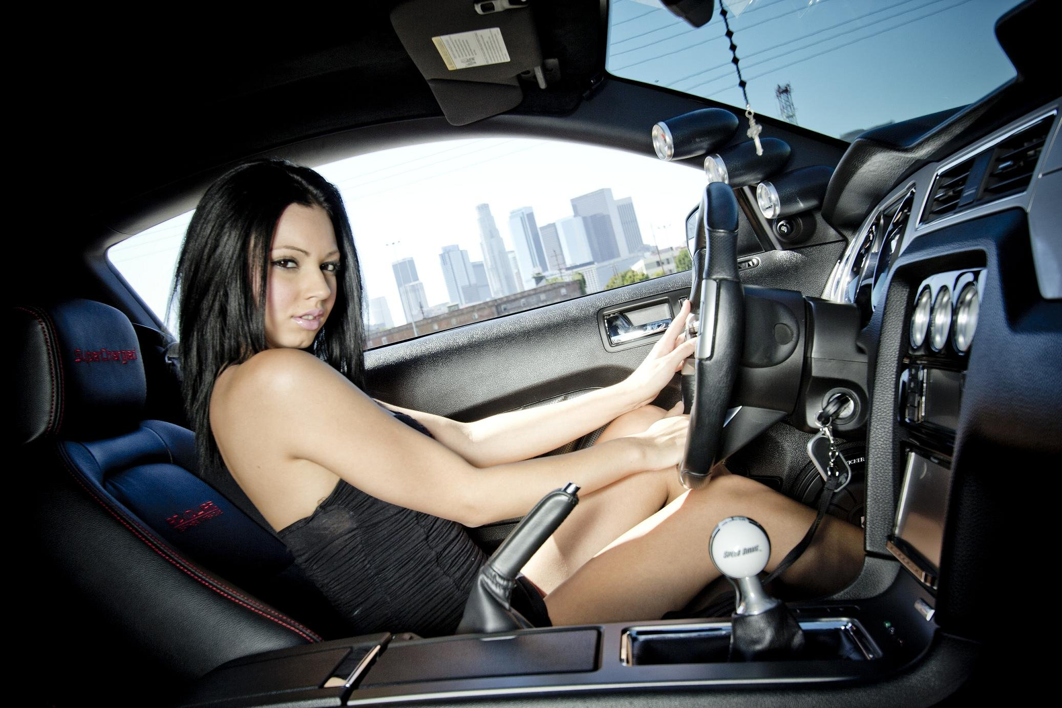 Quote Wallpaper Drive The Beast Photo Shoot Hot Model Ford Mustang Forum