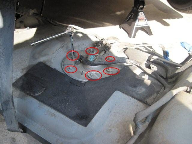 1998 Mustang Fuel Pump Removal and Installation - Ford Mustang Forum