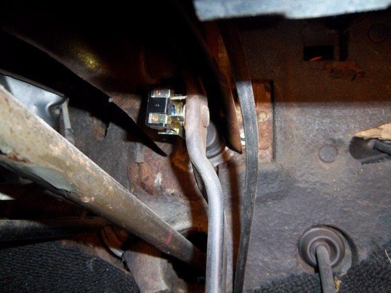 1964 Chevy Starter Wiring Diagram 1966 Mustang Brake Light Switch Installation Ford