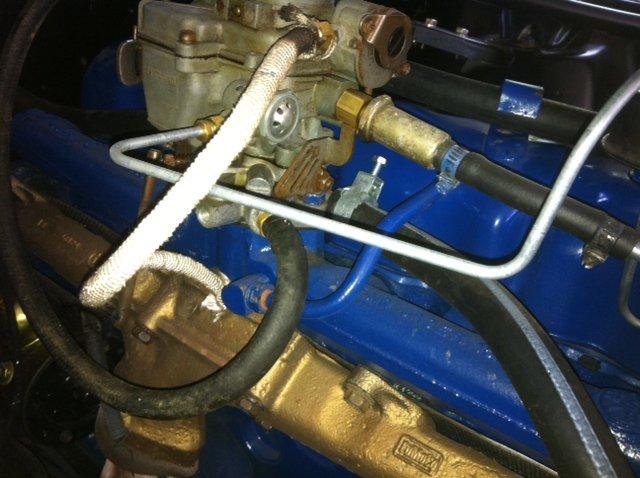 1966 Mustang vacuum line - Ford Mustang Forum