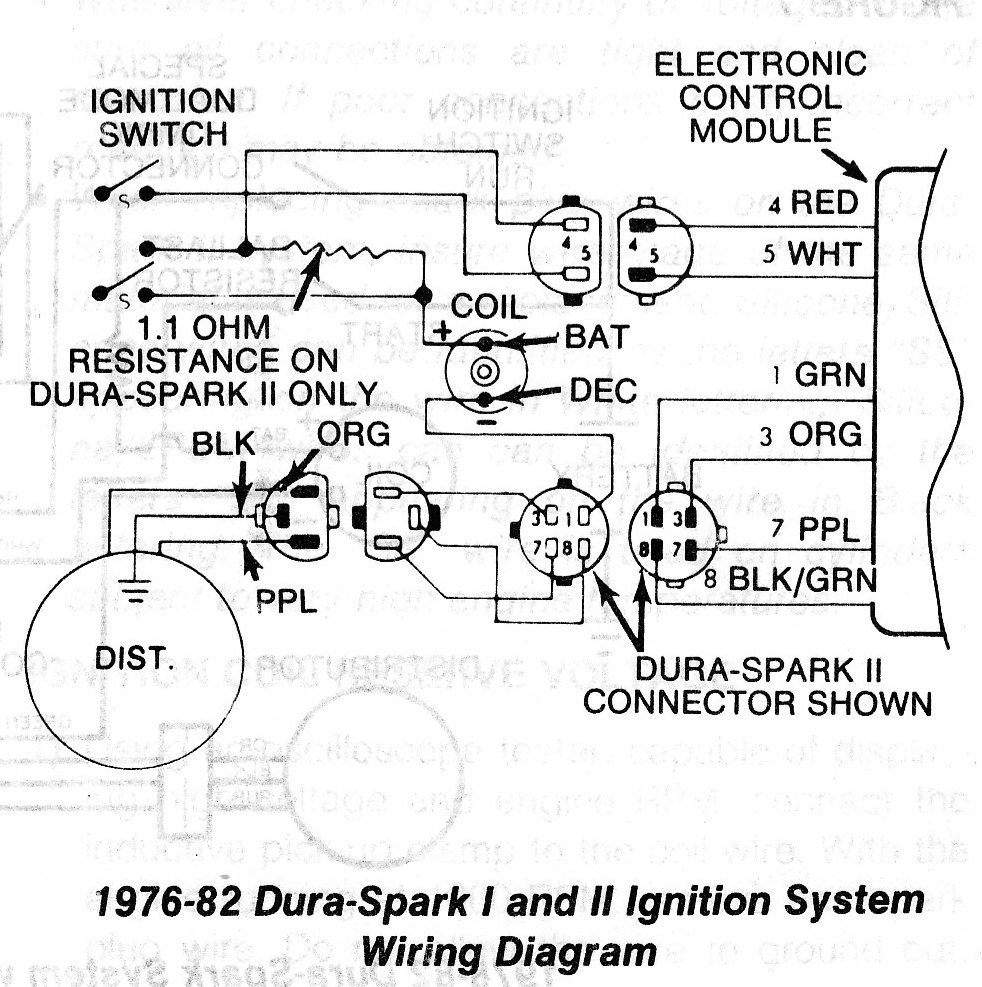 1979 ford ignition wiring diagram