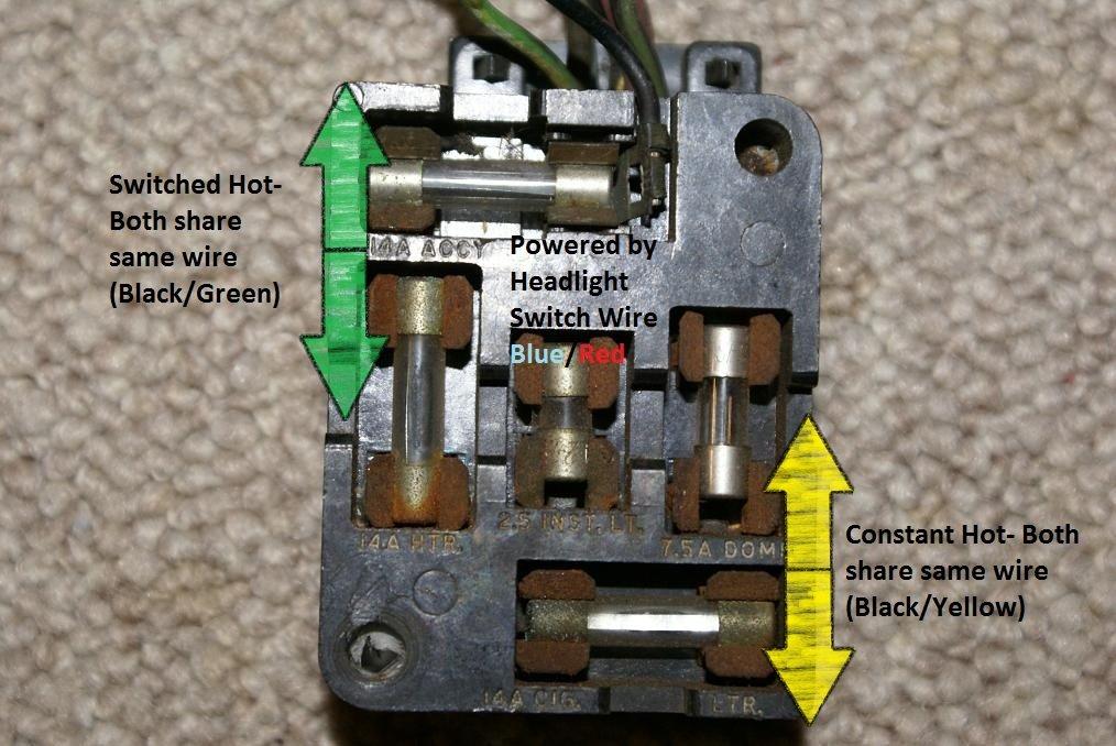 63 Falcon Fuse Box Wiring Diagram