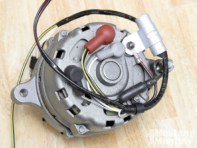 ford falcon wiring harness