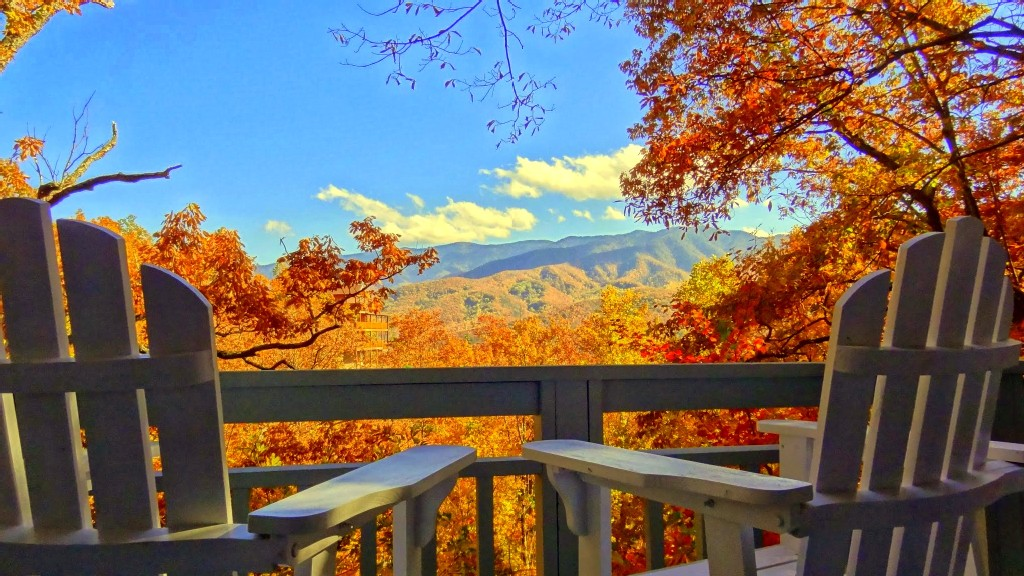 Gatlinburg In The Fall Wallpaper When Is The Best Time To See Smoky Mountains Fall Colors