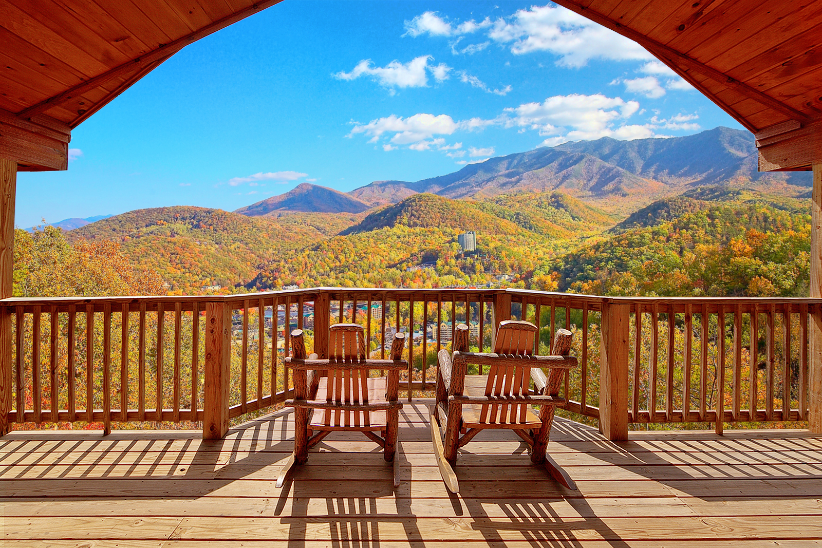 Smoky Mountains Fall Wallpaper Top 5 Beautiful Little Mountain Towns In America