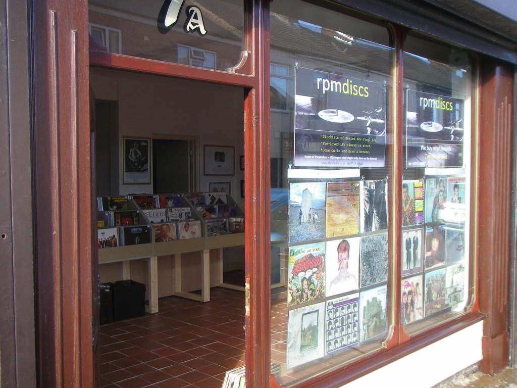 Rpmdiscs All Good Record Shops