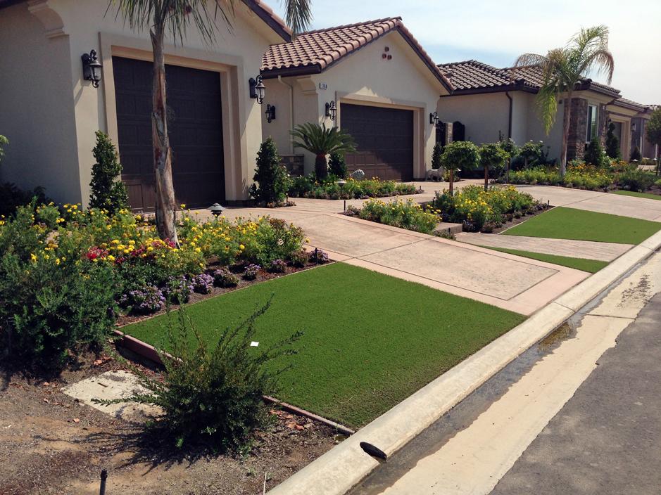 Fake Lawn Garden Grove, California Landscape Rock, Front Yard Ideas