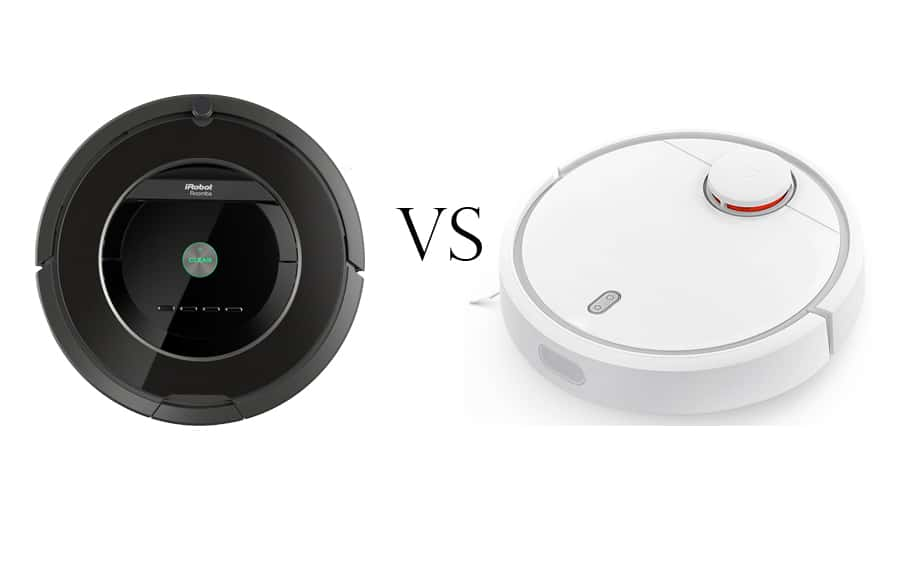 Roomba 980 vs Xiaomi Mi Robot Vacuum Which One Works Best? - All
