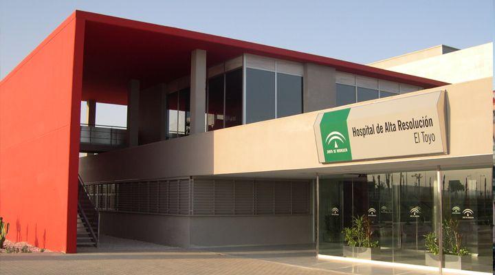 Alliance Vending en el Hospital del Toyo Almería