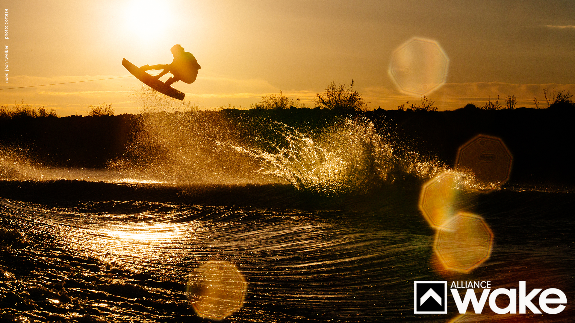 New Hd Wallpaper Girl Download Wallpapers Silhouette Alliance Wakeboard
