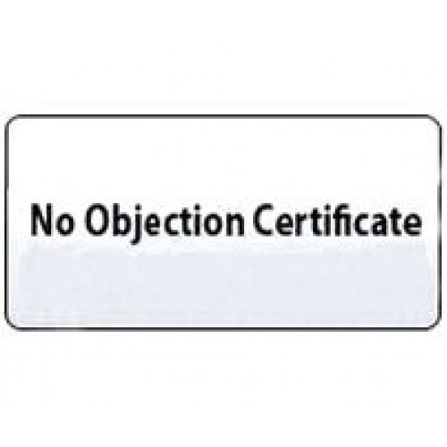 No Objection Certificate (NOC) for Firm and NGO - no objection certificate template