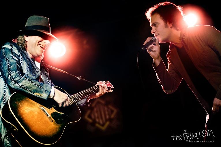 Gary Lucas - Alessio Franchini @ Velvet Club 2010
