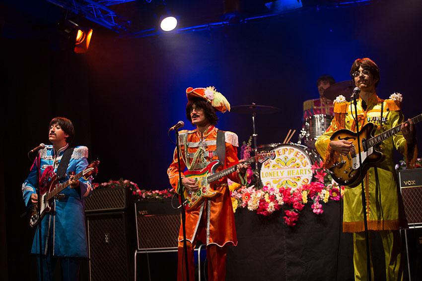 Beatlestory tour 2