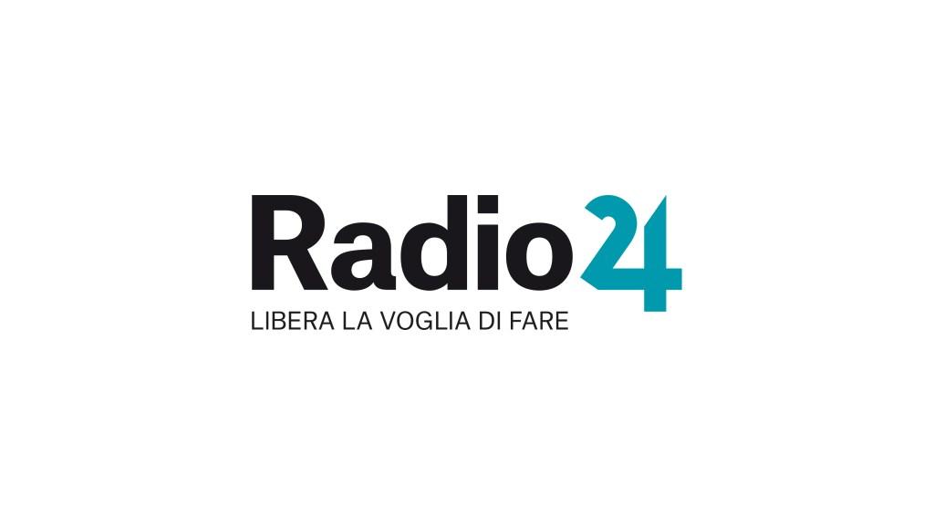 Nuovo Logo Radio 24