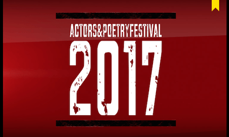 actors&poetryfestival