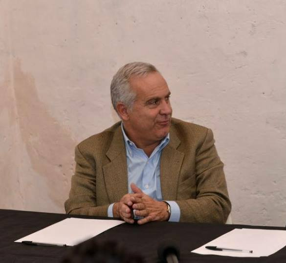 (nella foto) il produttore Claudio Bucci