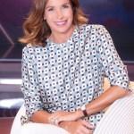 2018, Cristina Parodi, La prima volta