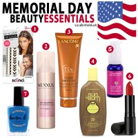 Memorial Day Beauty Essentials