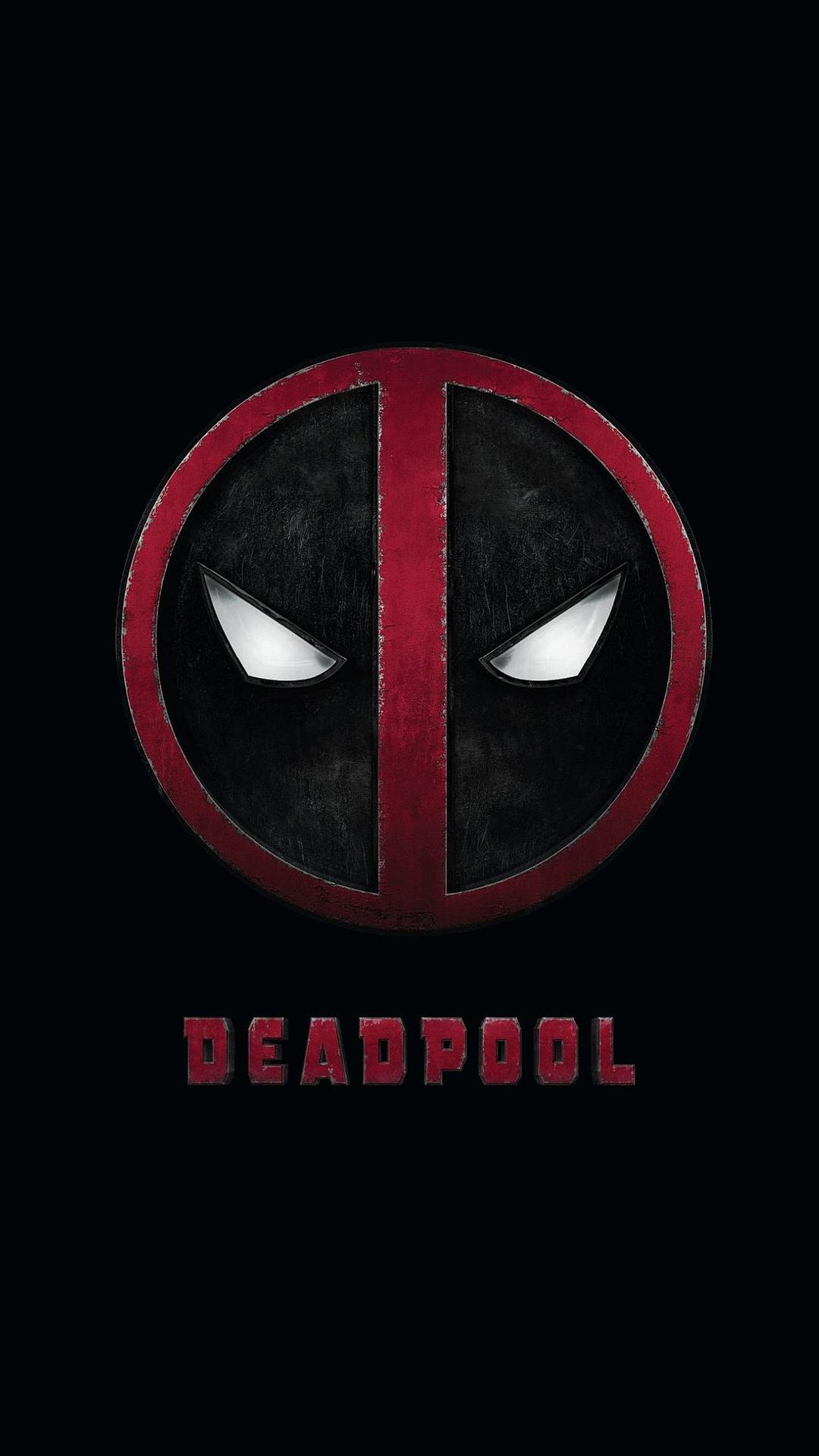 Godfather Wallpaper Iphone X Deadpool Logo Iphone Wallpaper Hd
