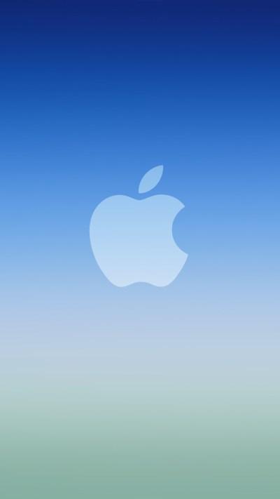 Apple Gradient iPhone Wallpaper HD