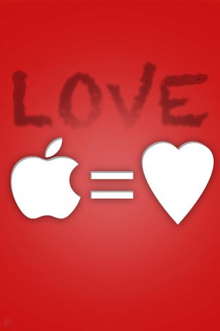 Tribal Wallpaper For Iphone Apple Love Iphone Wallpaper Hd
