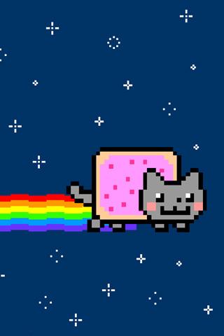 Betty Boop Wallpaper For Computer 3d Nyan Cat Iphone Wallpaper Hd
