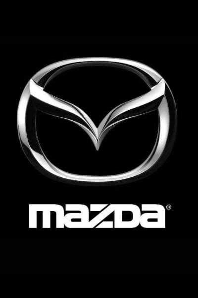Mazda Logo iPhone Wallpaper HD