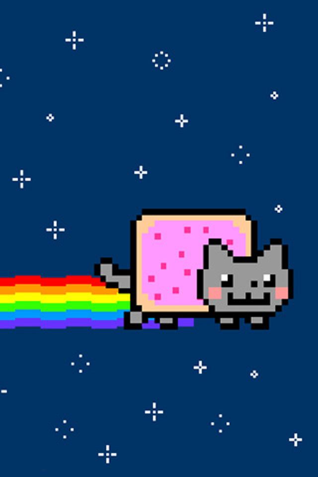 Tinkerbell Wallpaper For Iphone 6 Nyan Cat Iphone Wallpaper Hd