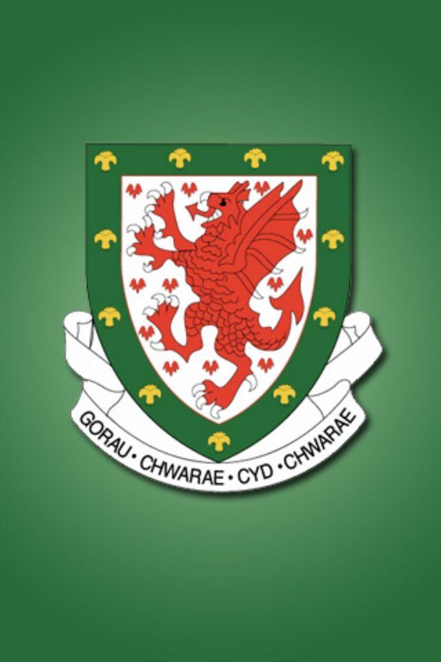 Steelers Iphone Wallpaper Wales Football Logo Iphone Wallpaper Hd