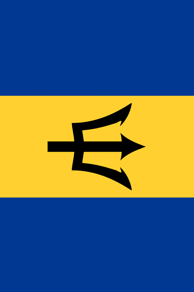 New Wallpaper For Iphone 5s Barbados Flag Iphone Wallpaper Hd